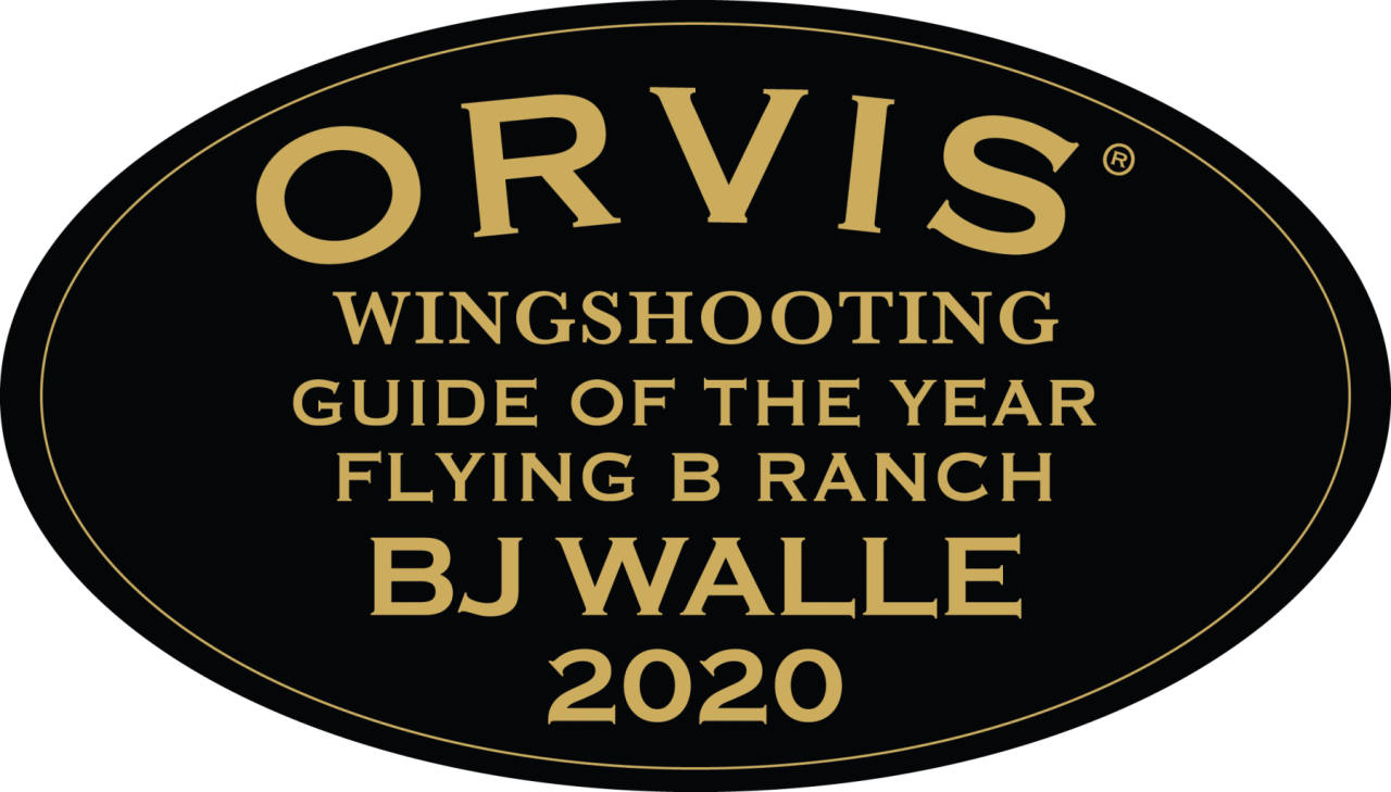 Orvis Guide of the Year Award