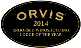 Orvis 2014 Wingshooting Lodge of the Year